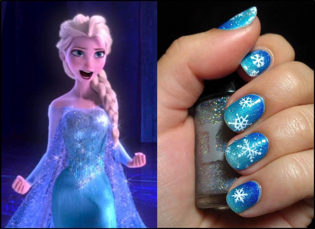 Frozen Elsa Comparison